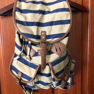 SALE Mossimo Stripe Backpack